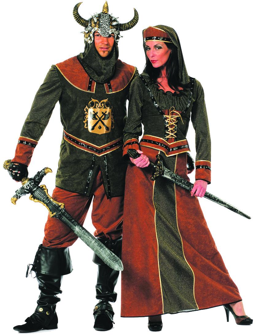 Middeleeuwen kleding