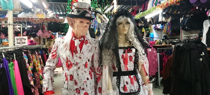 Halloween kleding heren