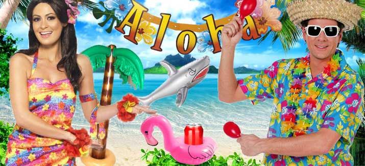 Hawaii Feestartikelen En Beach Party Decoratie Koop Je Bij Hoofs