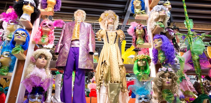 carnavalswinkel Den Bosch