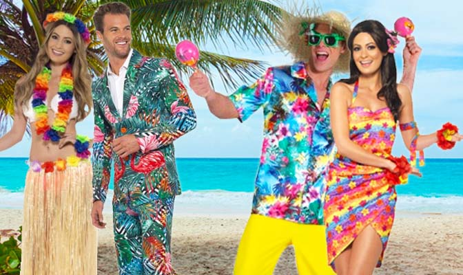 Party Kleding Dames.Beach Party Musthaves