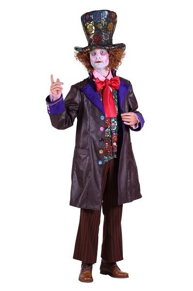 Mad Hatter kostuum heren