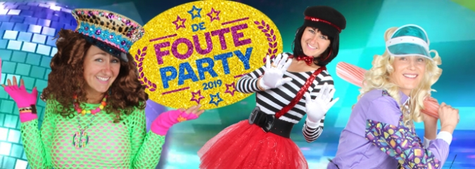 foute party kleding 2019