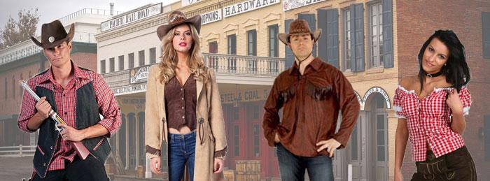 western kleding dames