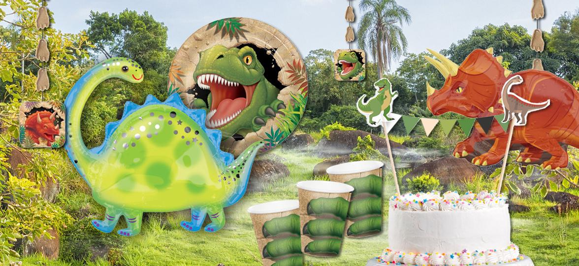Dino versiering