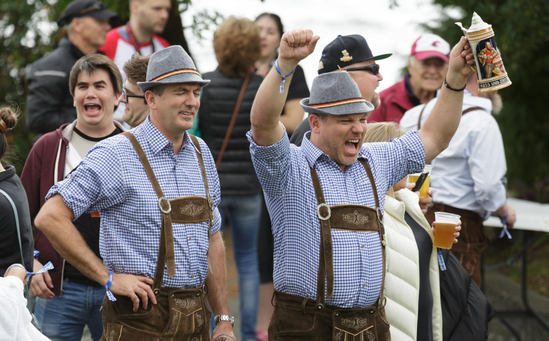 Tiroler outfit mannen
